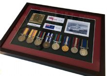 Medal Display Case from